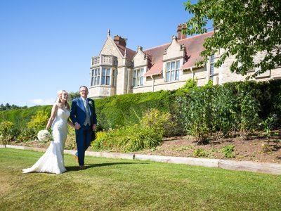 Barnsdale Hall Wedding Photography