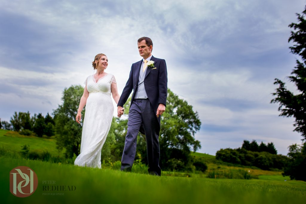 wedding at Toft Country House