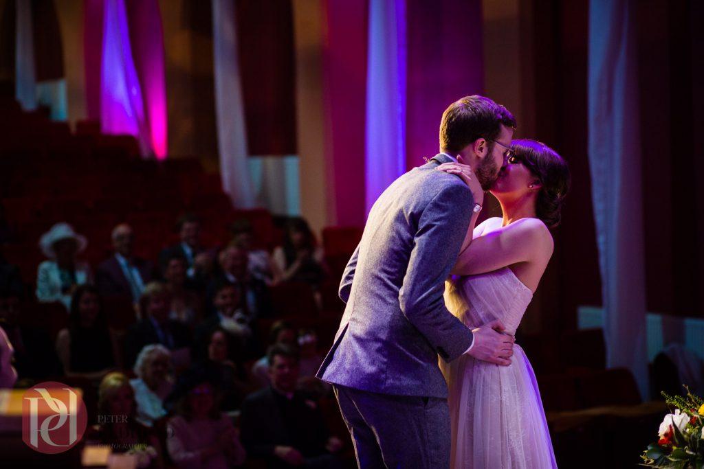Stamford Theatre Wedding Photography