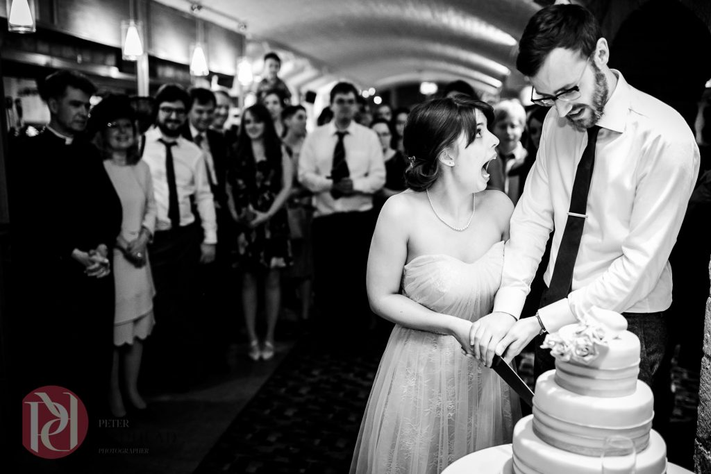 Stamford Theatre Wedding Photography