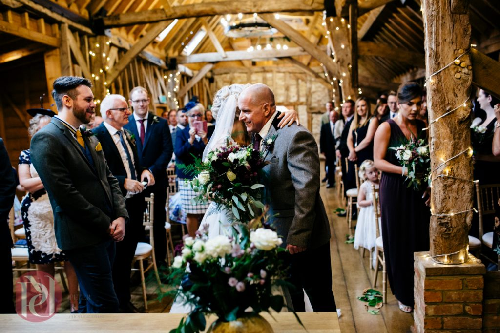 Wedding at Bassmead Manor Barns | Peter Redhead Photography