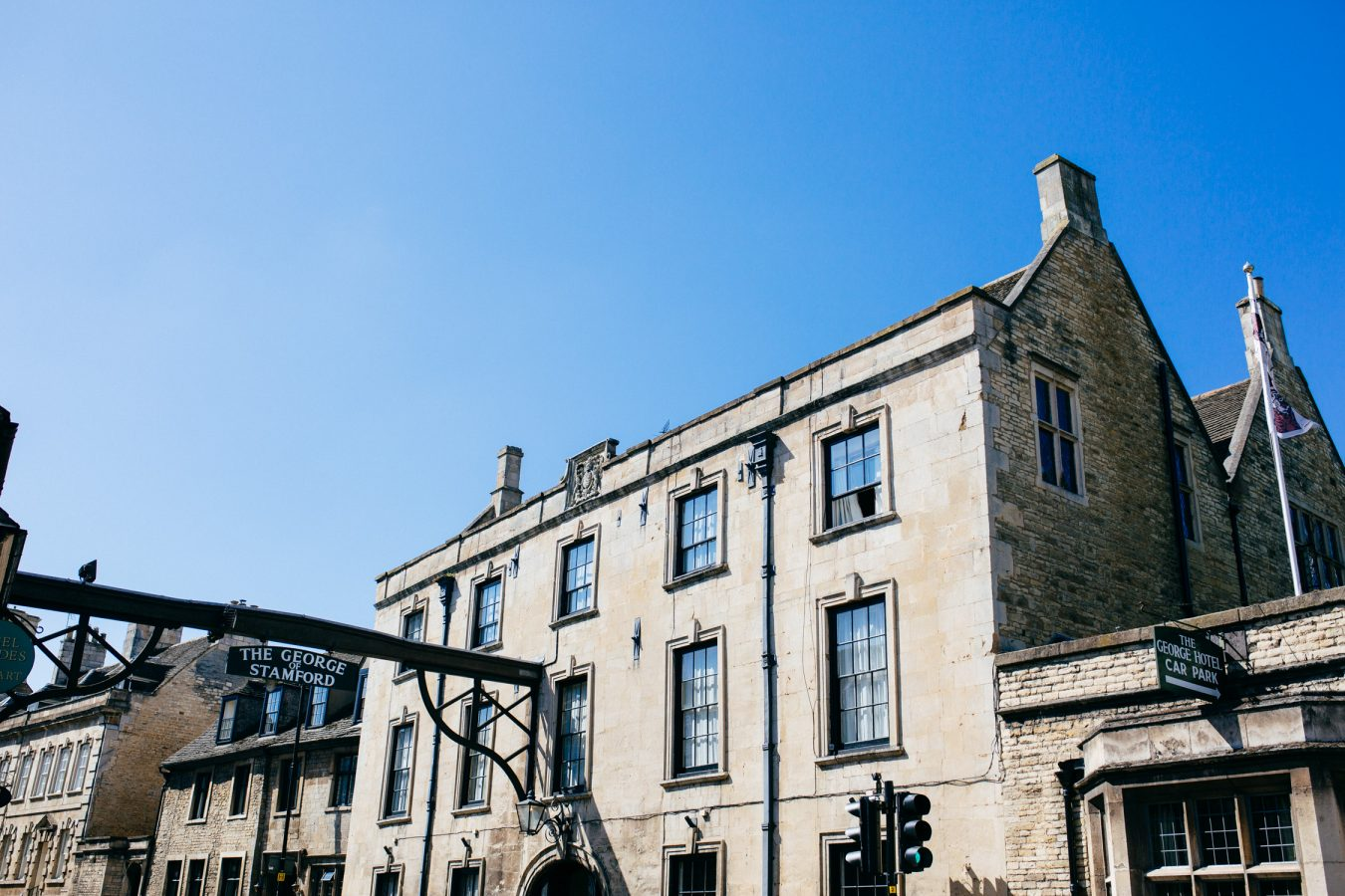 THE GEORGE STAMFORD | ANNA & MIKE