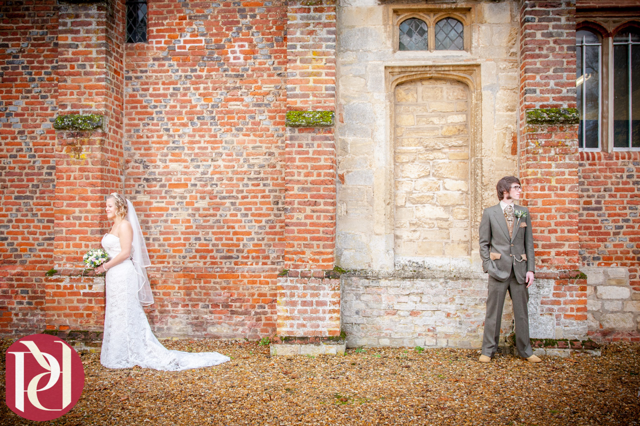Wedding at Hinchingbrooke House - Photography by Peter Redhead