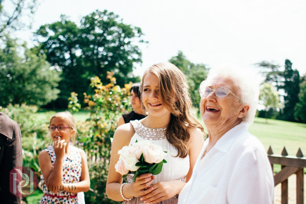 Burgley House Wedding - Summer House