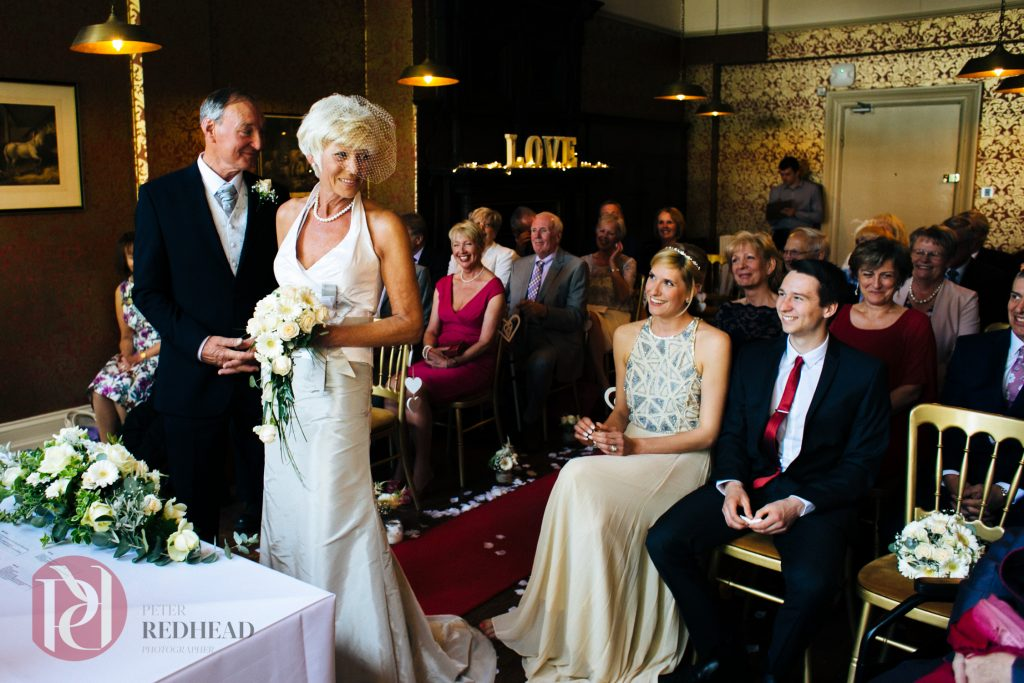 The William Cecil Stamford Wedding