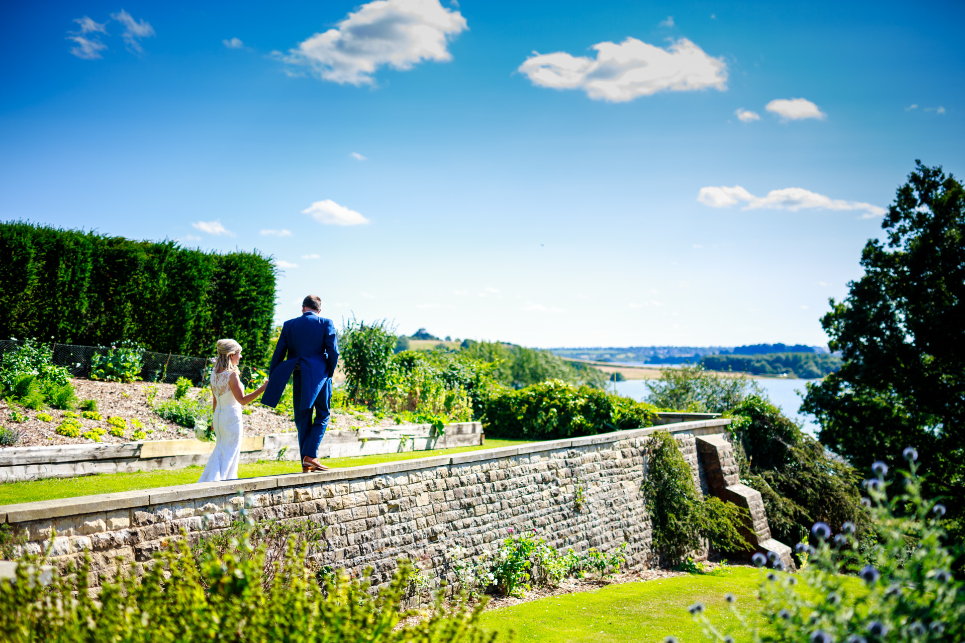 Barnsdale Hall Rutland   Recommended Wedding Photographer